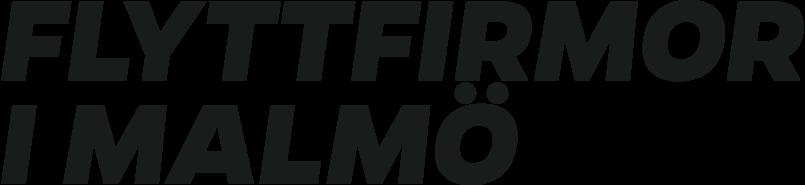 Flyttfirmor Malmö